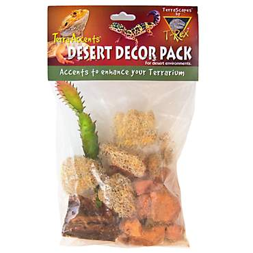 T-Rex Terra Accents Desert Decor Pack
