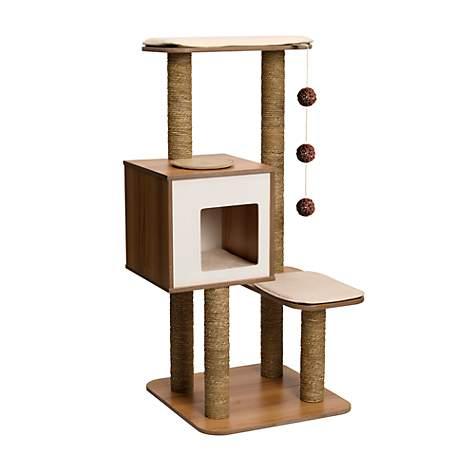 Vesper Cat Furniture V High Base Petco