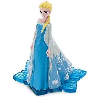 Penn Plax Frozen Elsa Aquarium Ornament