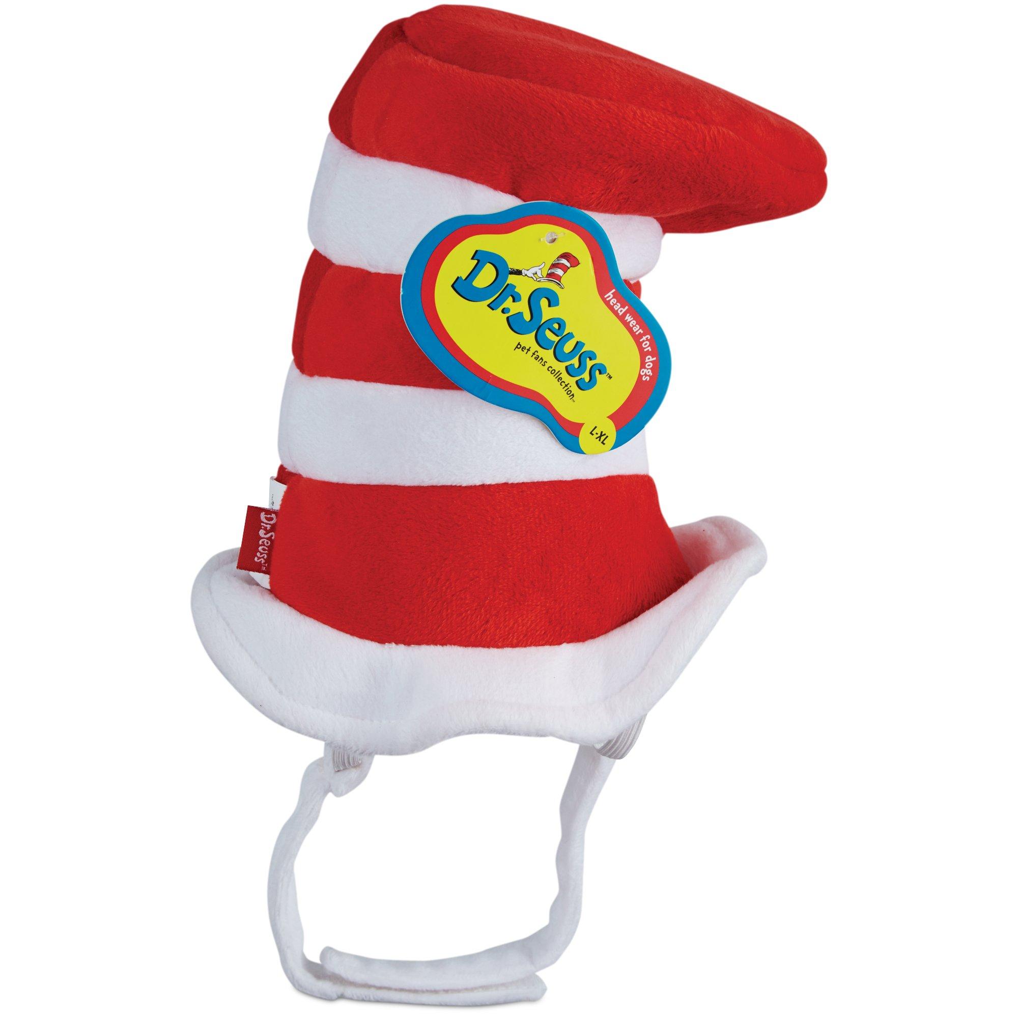 Dr. Seuss Cat in the Hat Head Wear for Dogs