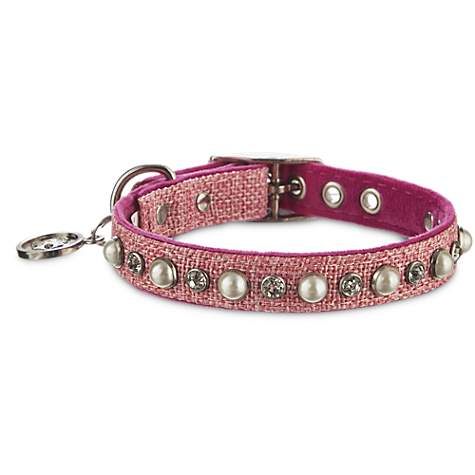 Bond & Co. Pink Pearl Collar