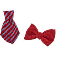 Bond & Co. Red Bowtie 2 Pack