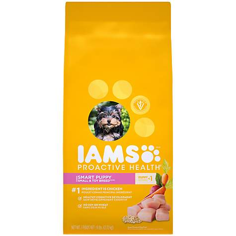 Iams ProActive Health Smart Puppy Small & Toy Breed Puppy Food