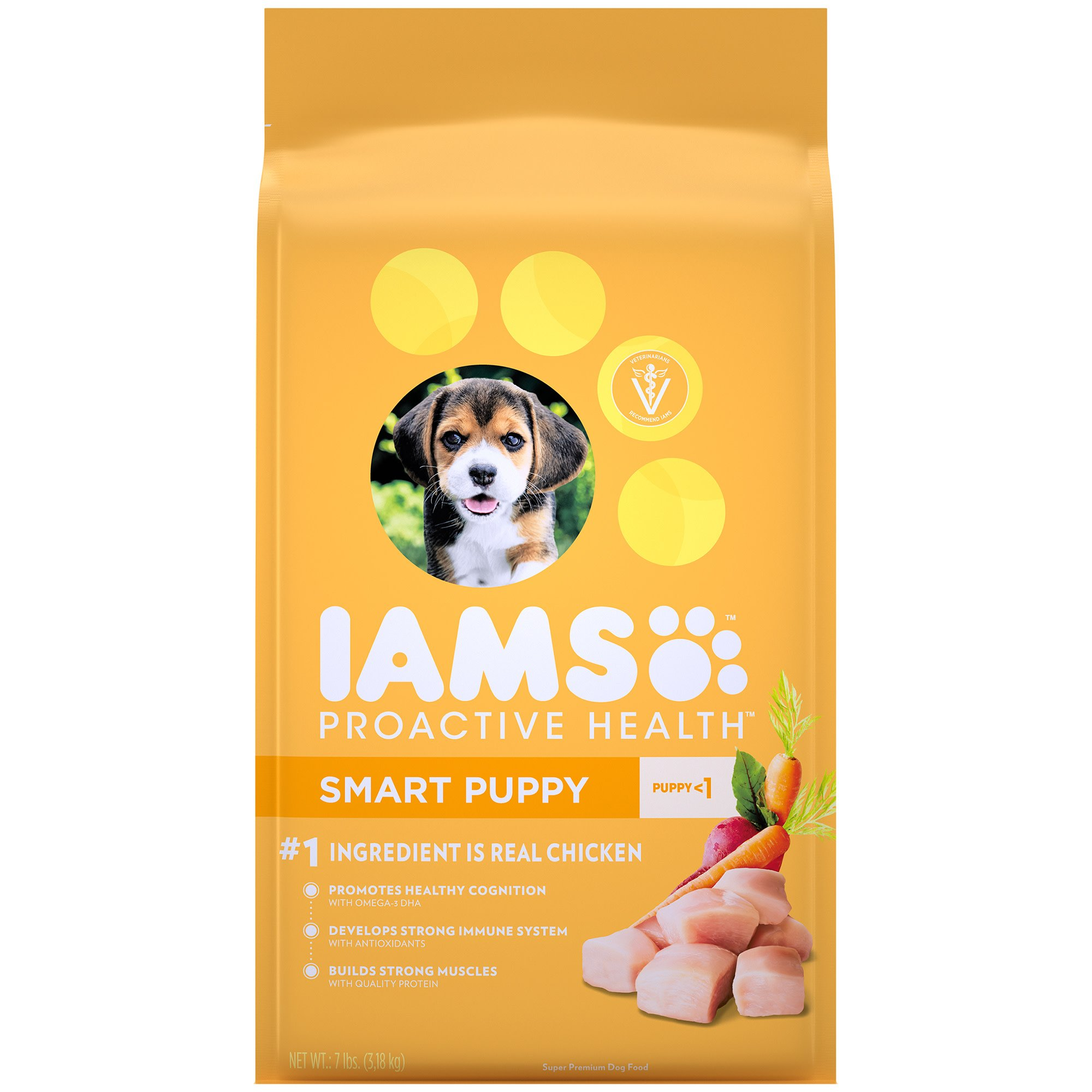 Iams Proactive Health Smart Puppy Original Puppy Food Petco