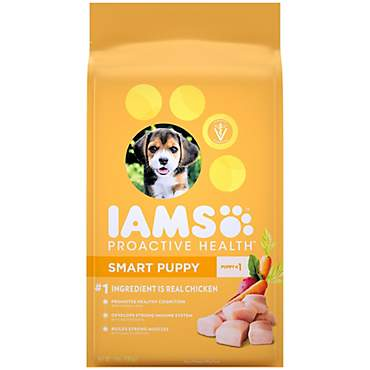 Iams ProActive Health Smart Puppy with Real Chicken Dry Food