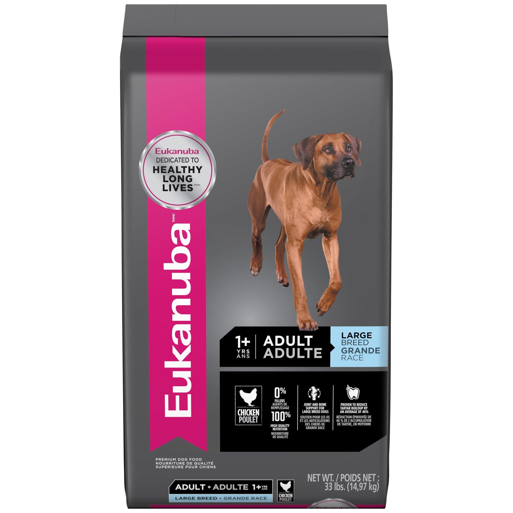 Eukanuba large breed dog food coupons