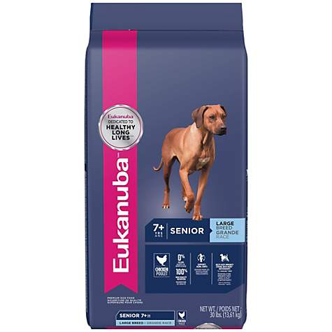 Eukanuba Large Breed Senior Dog Food