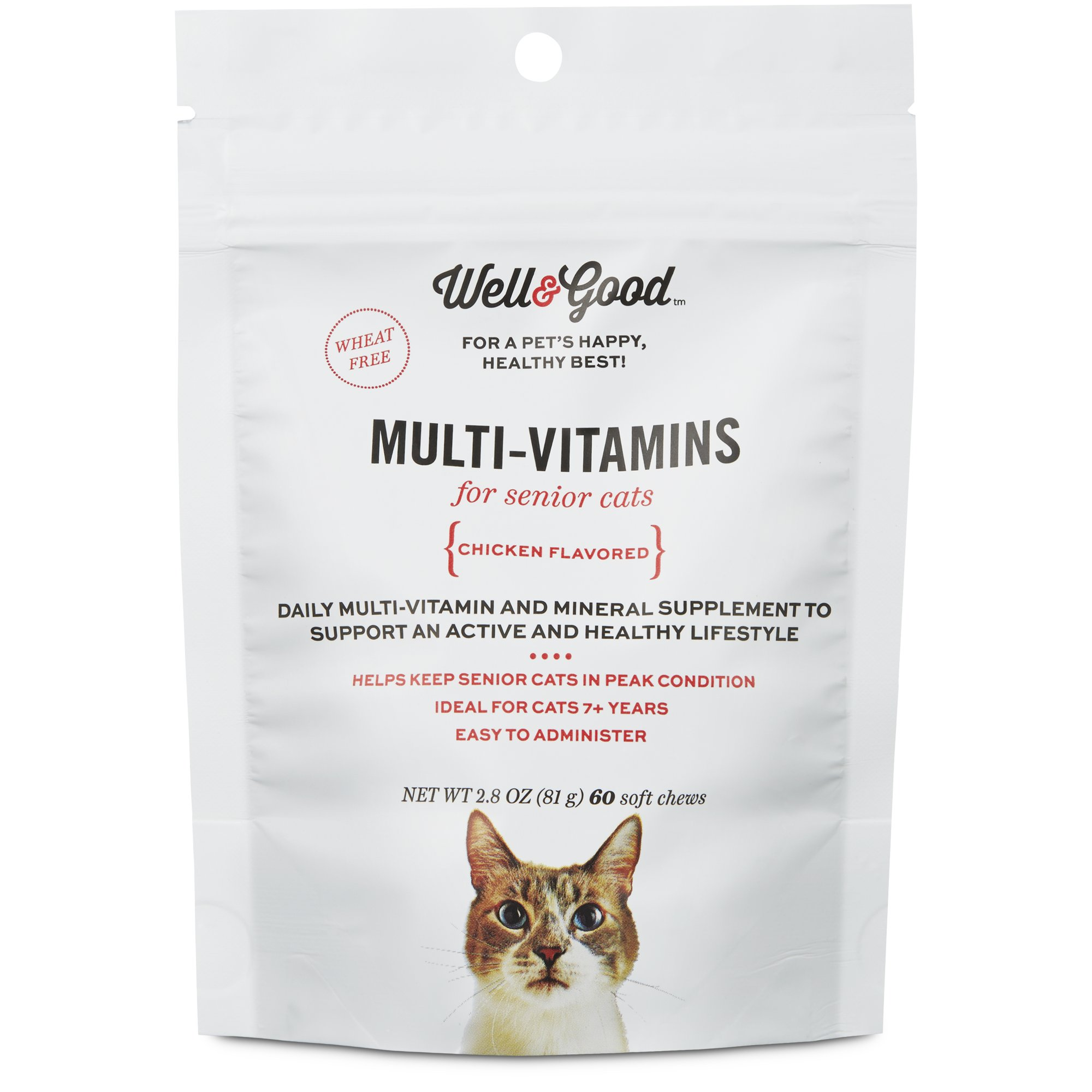 Best vitamins for persian cat
