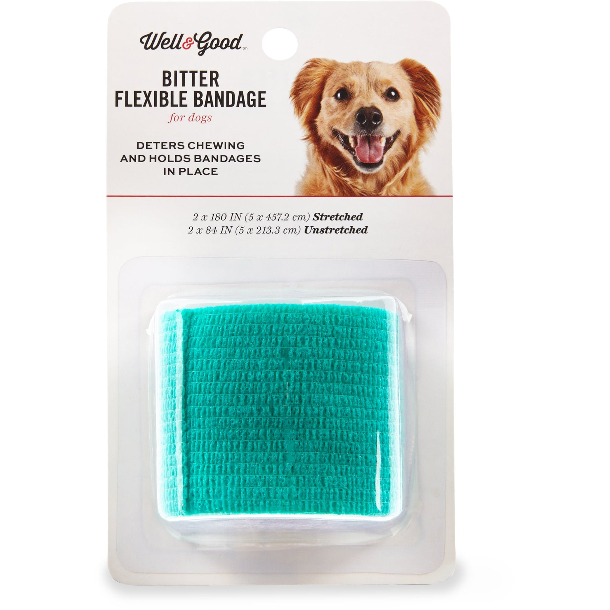 Dog & Pet Bandages Liquid & Dog Paw Bandages for Dogs