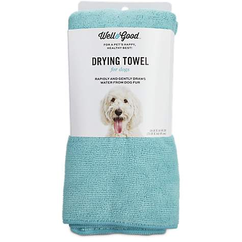 Well & Good Microfiber Towel