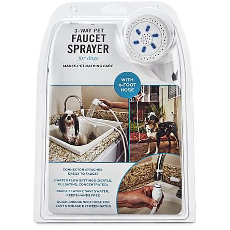 Well & Good 3-Way Faucet Sprayer