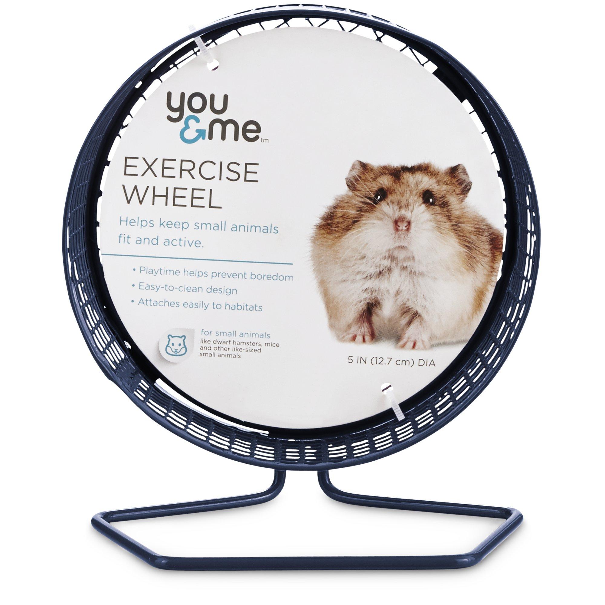 Hamster Wheels Silent Spinner Mouse & Chinchilla Wheels