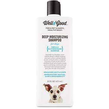 Well & Good Deep Moisturizing Shampoo