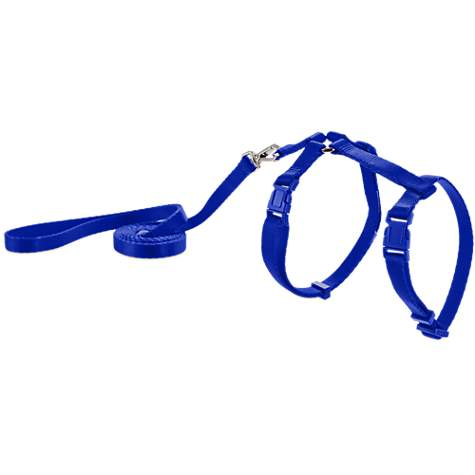 Good2Go Blue Cat Harness and Lead Set
