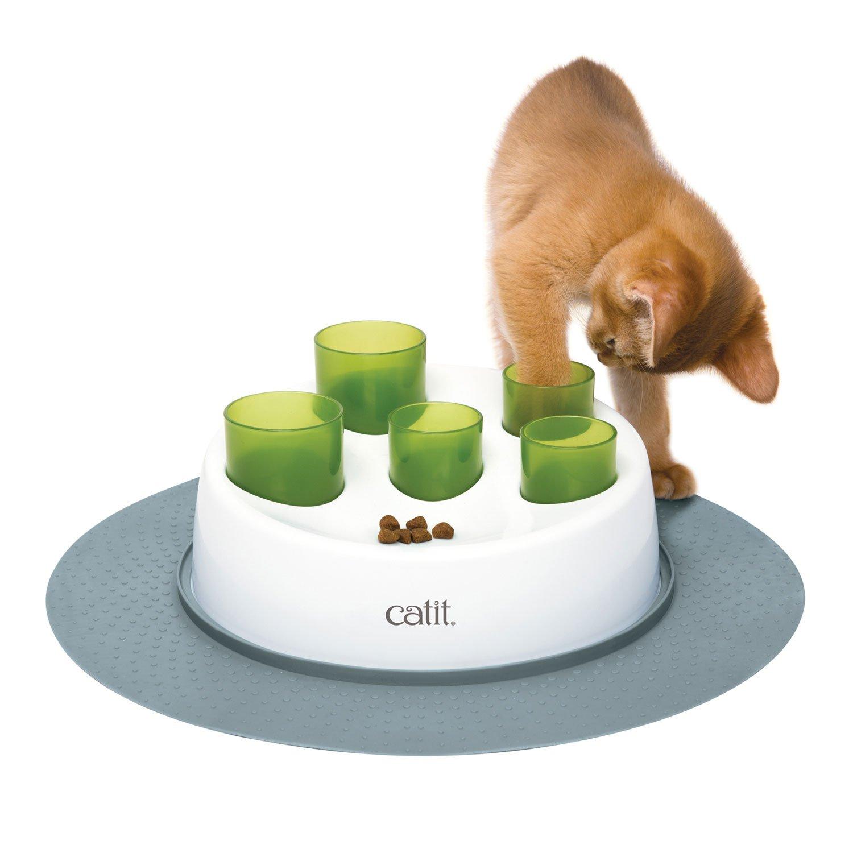 Cat Wet Food Interactive Feeder