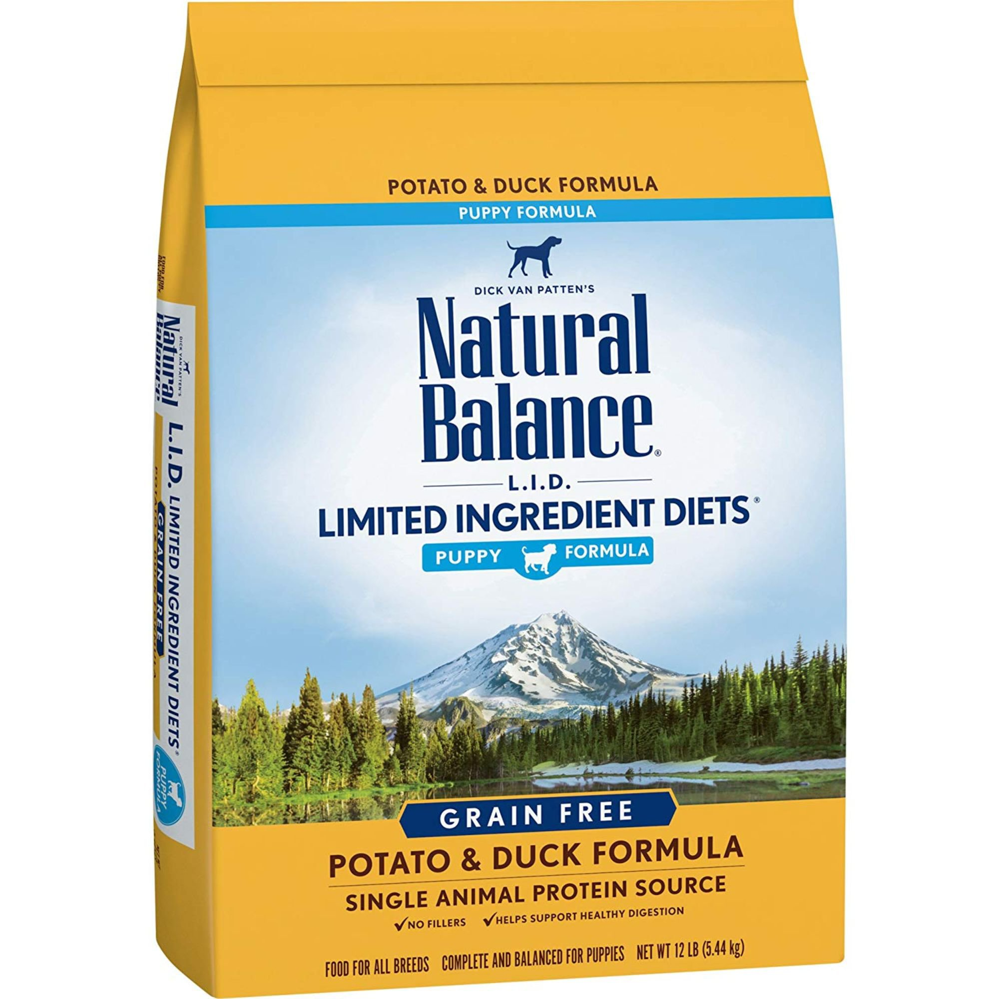 Natural Balance Limited Ingredient Puppy Food
