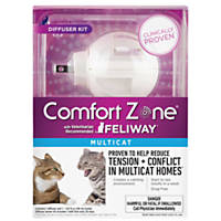Comfort Zone Multicat Diffuser with Feliway