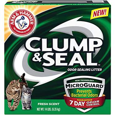 Arm & Hammer Clump & Seal Microguard Cat Litter