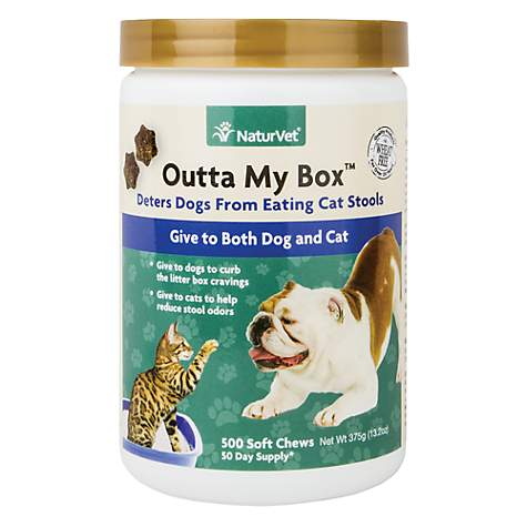 NaturVet Outta My Box