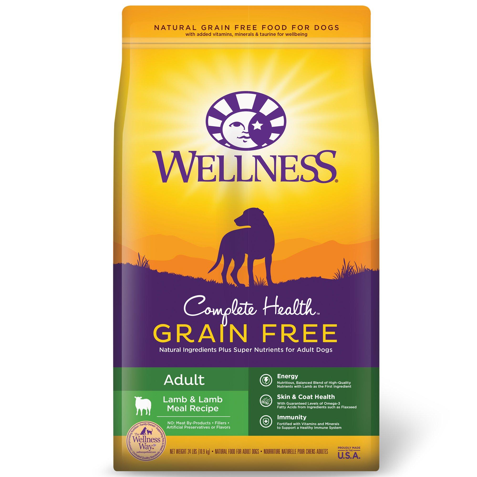 Petco Grain Free Lamb Cat Food