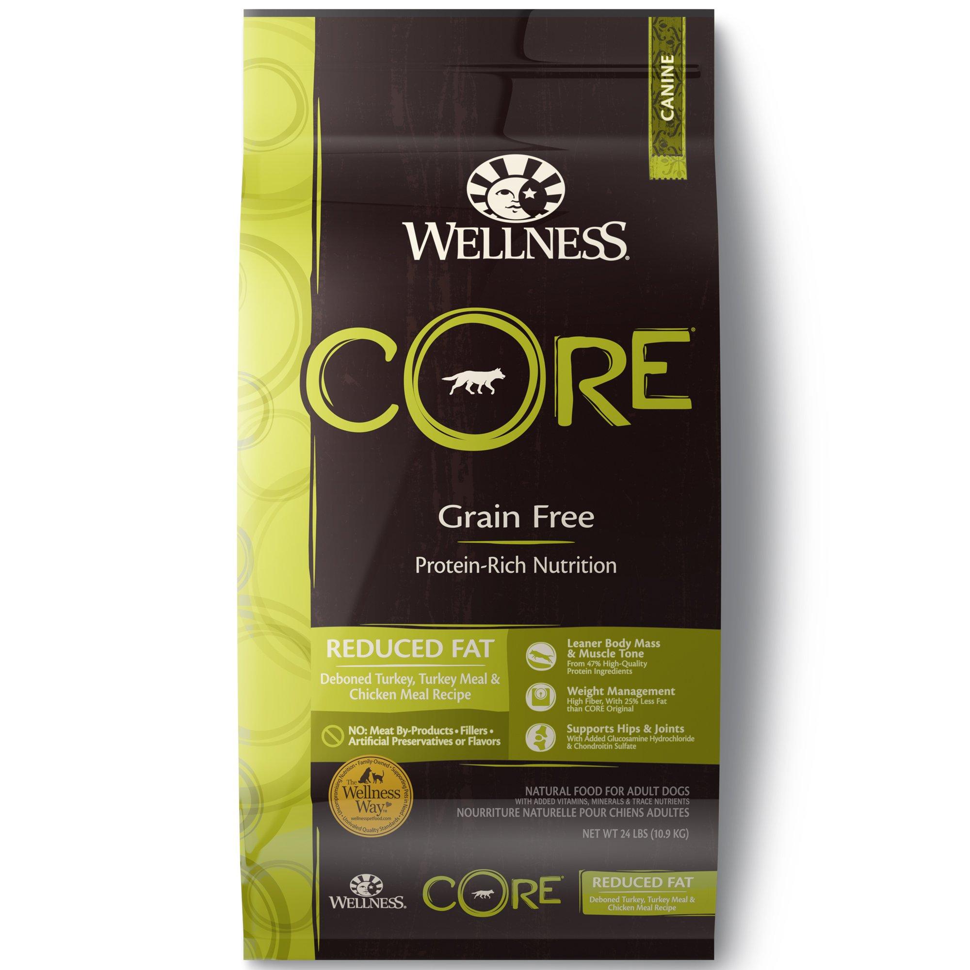 Wellness Dog Food Core Reduced Fat