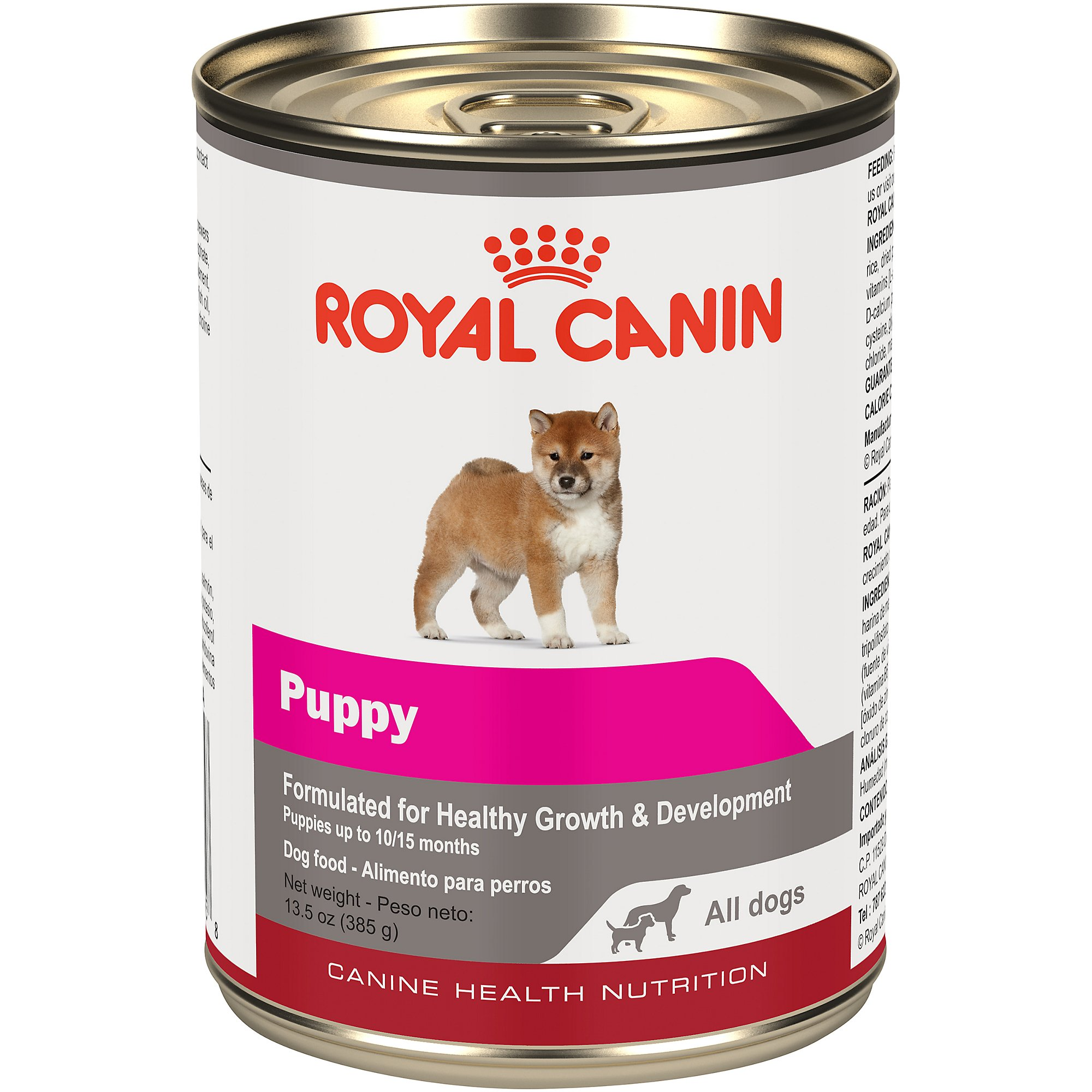 royal canin canine health nutrition puppy in gel wet dog food petco. Black Bedroom Furniture Sets. Home Design Ideas