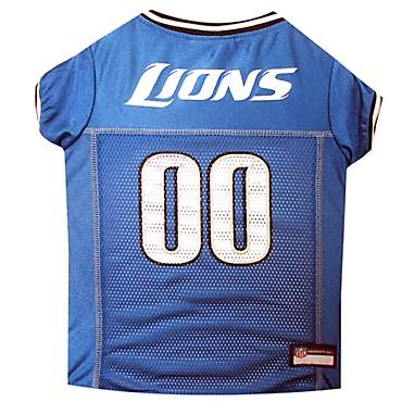 Pets First Detroit Lions NFL Mesh Pet Jersey