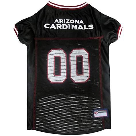 Pets First Arizona Cardinals NFL Mesh Pet Jersey