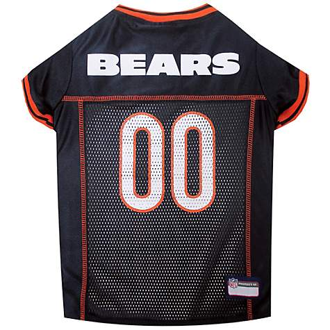 Wholesale Pets First Chicago Bears NFL Mesh Pet Jersey | Petco  for sale