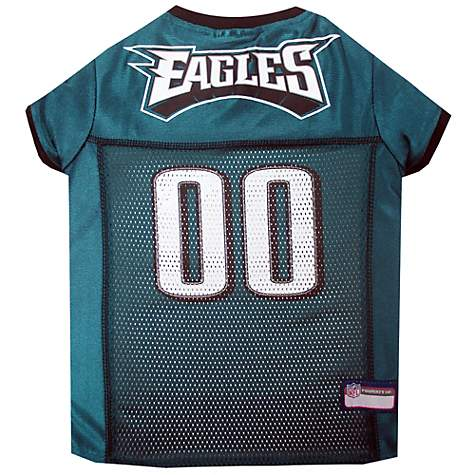 brand new 01cf5 44715 Pets First Philadelphia Eagles NFL Mesh Pet Jersey, X-Small