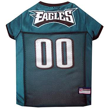 Pets First Philadelphia Eagles NFL Mesh Pet Jersey