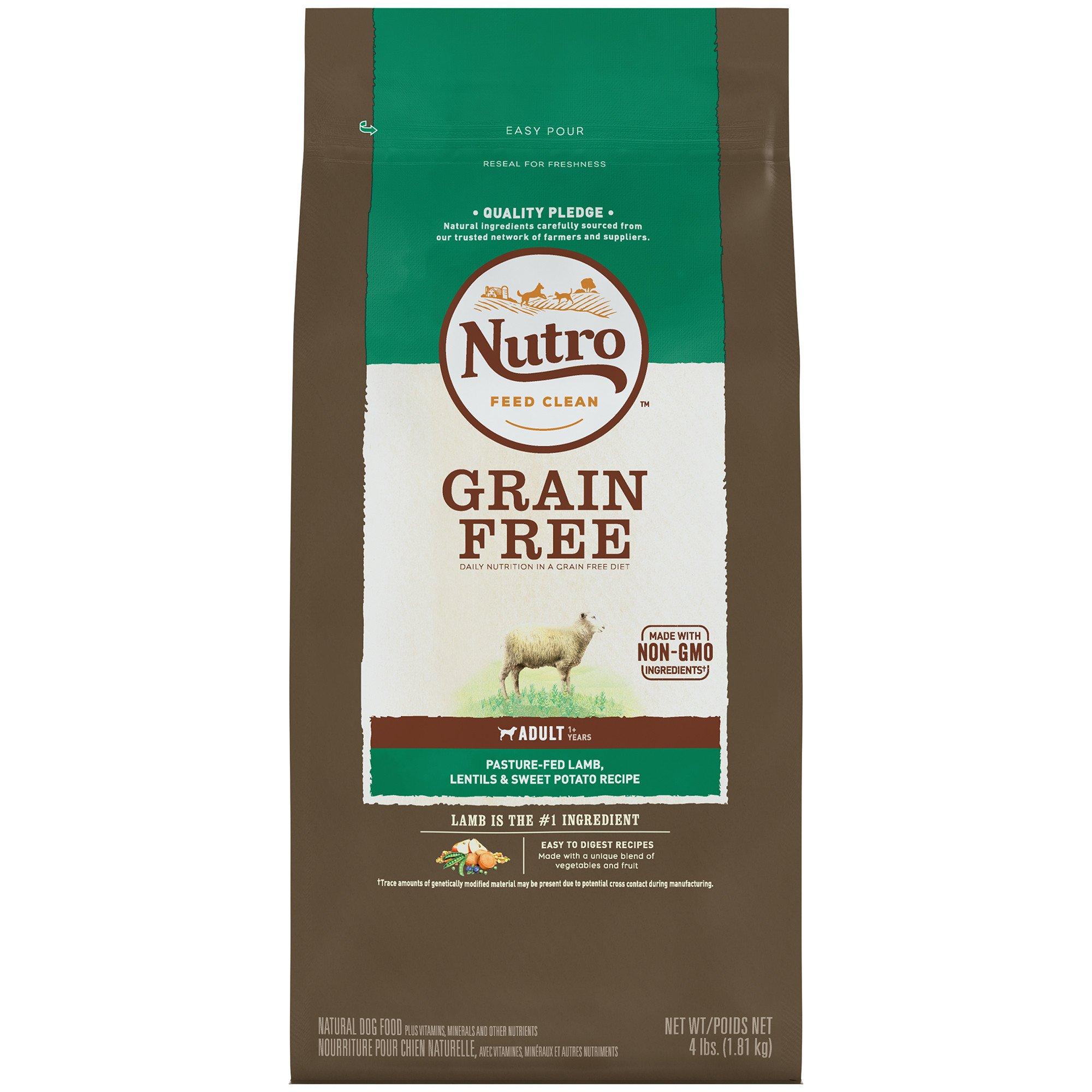 Petco Grain Free Dry Dog Food