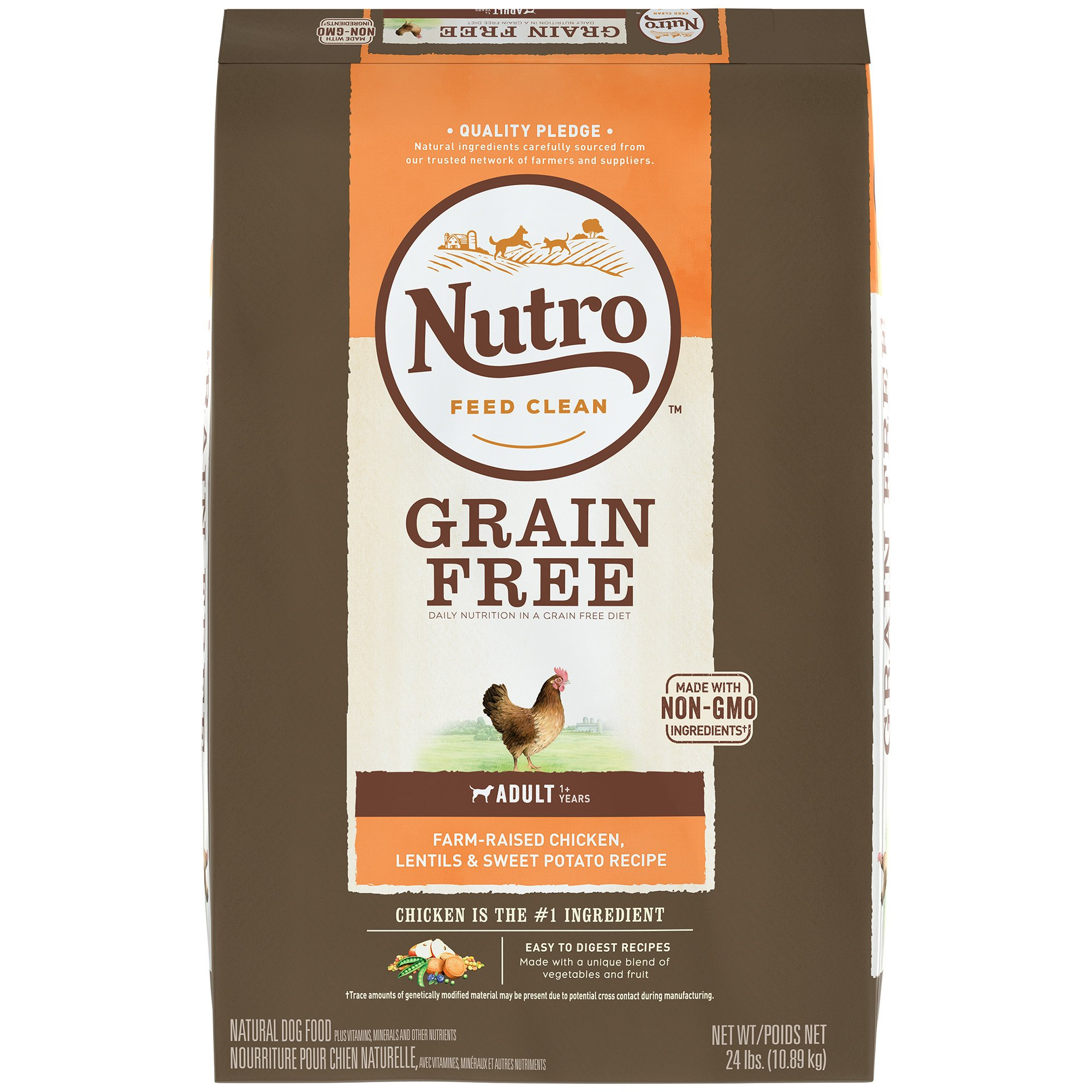Grain Free Dog Food Without Peas