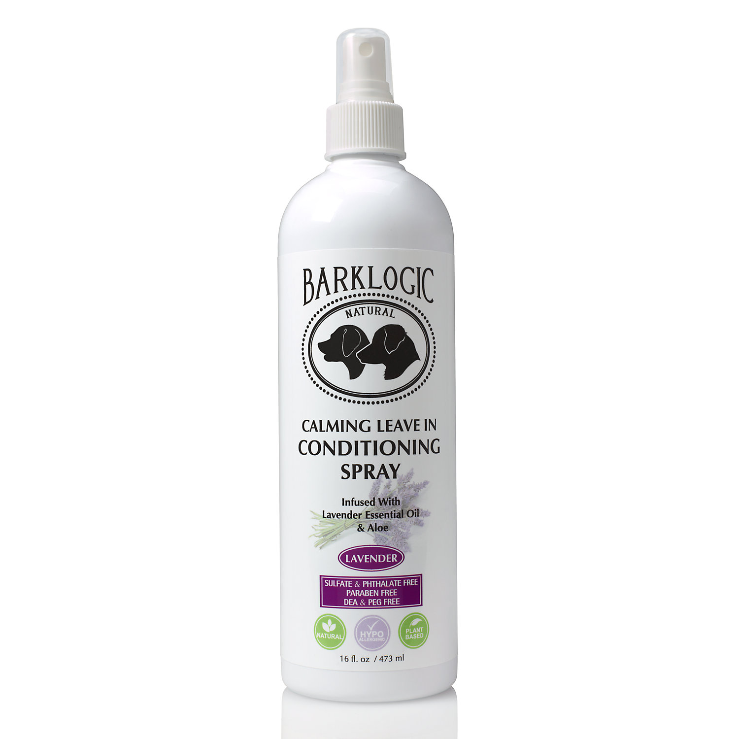 Image of Barklogic Calming Leave-In Conditioning Spray