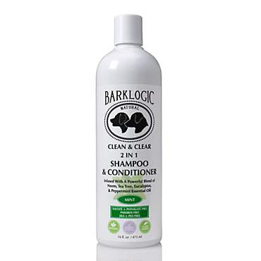 Barklogic Clean & Clear 2 in 1 Shampoo