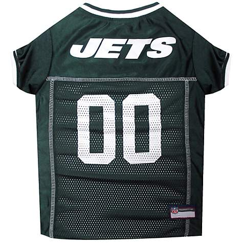 Pets First New York Jets NFL Mesh Jersey
