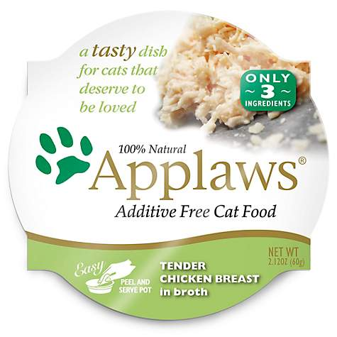 Applaws Tender Chicken Breast Peel & Serve Pot Cat Food
