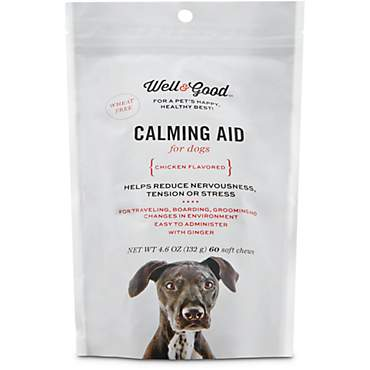 Well & Good Calming Dog Chews
