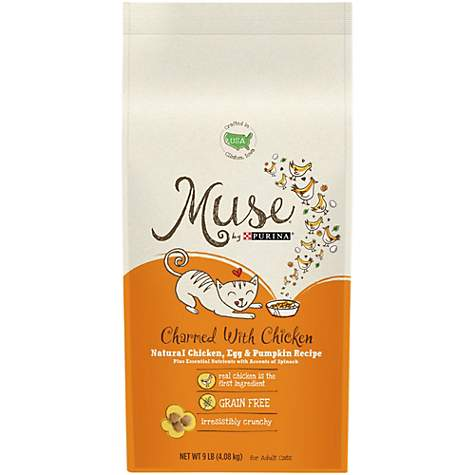 Muse by purina charmed with chicken natural chicken egg pumpkin muse by purina charmed with chicken natural chicken egg pumpkin recipe cat food petco forumfinder Choice Image
