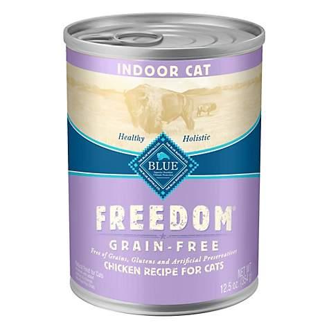 Blue Buffalo Freedom Cat Food Wet