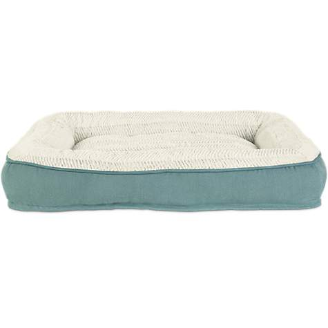Harmony Aqua Lounger Memory Foam Dog Bed