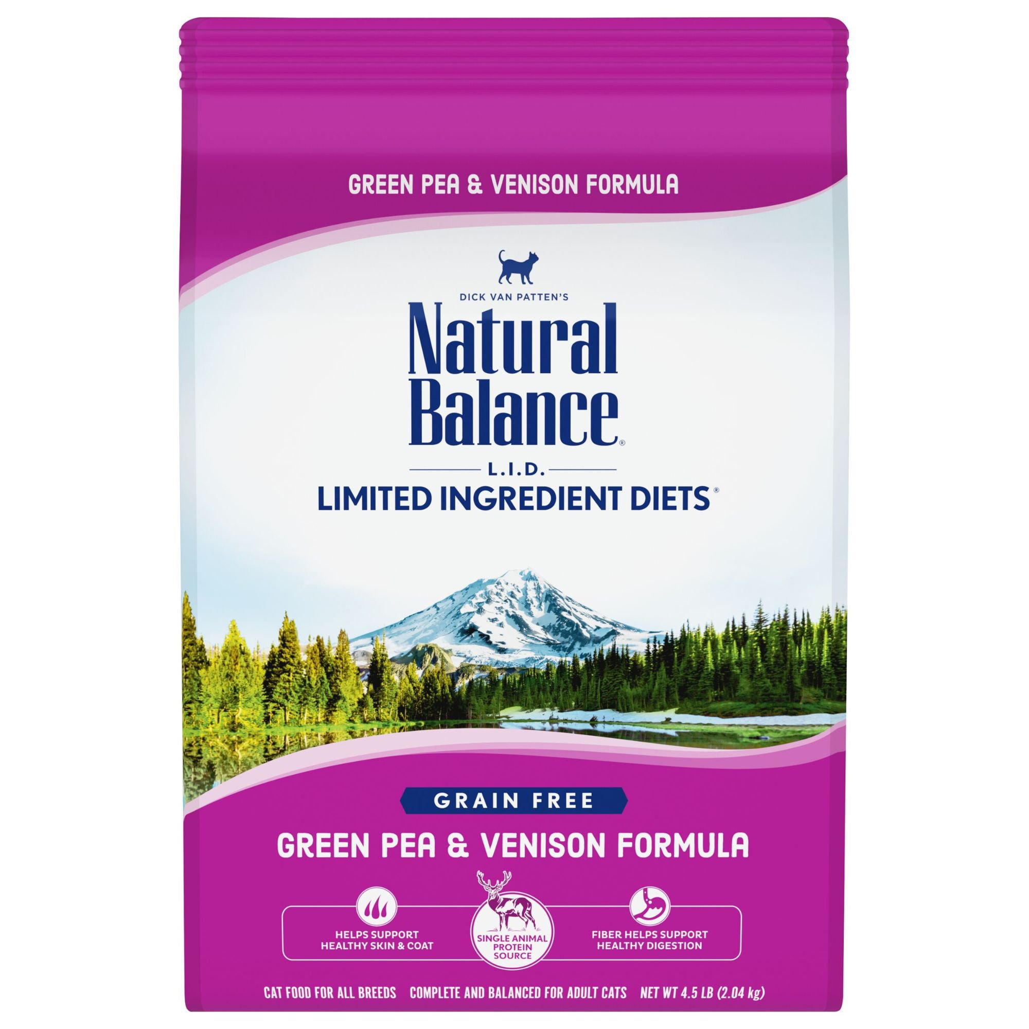 Natural Balance Venison Cat Food