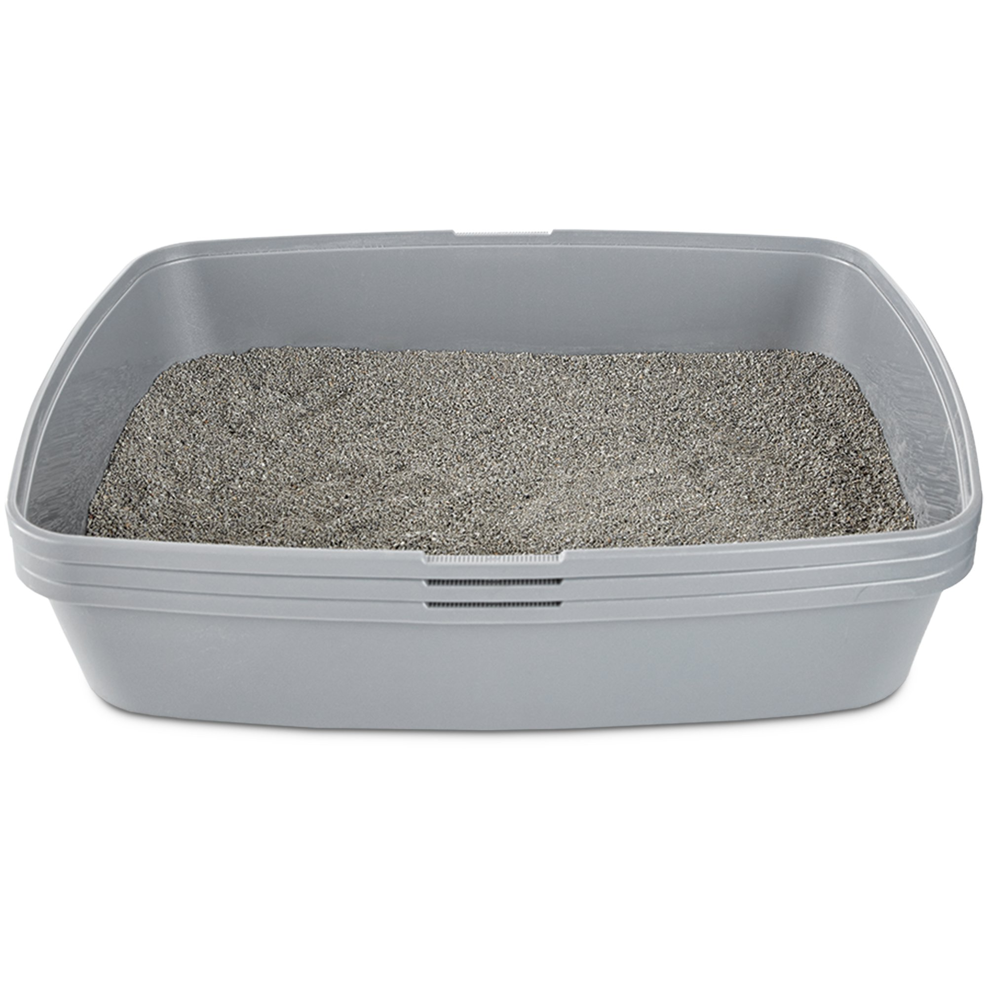 So Phresh Sifting Cat Litter Box in Grey