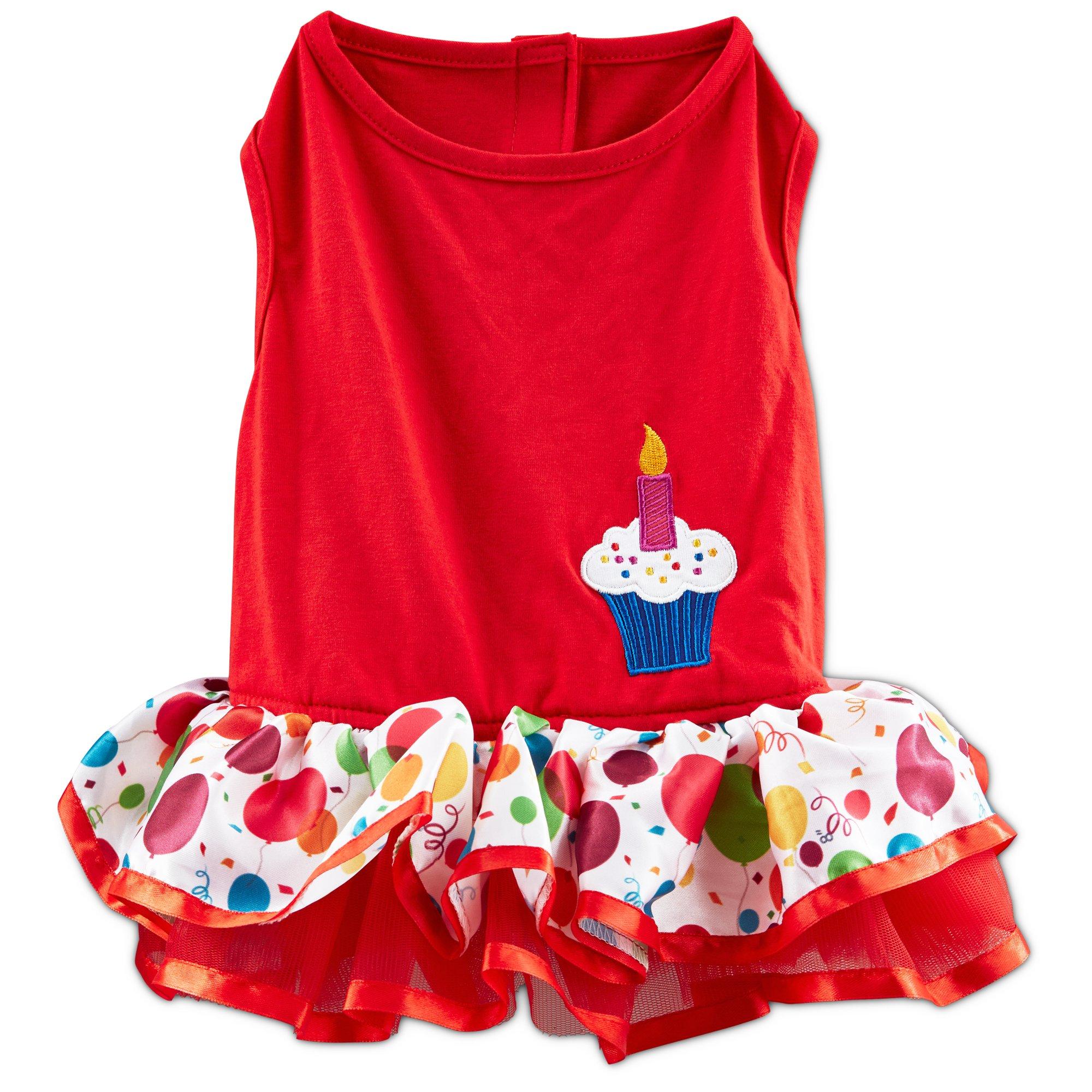 You & Me Dog Birthday Dress