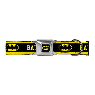 Buckledown Batman Collar