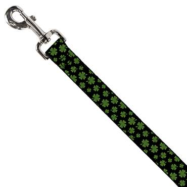 Buckledown Irish Clovers Dog Lead