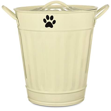 You U0026 Me Pet Food Storage Bin In Cream | Petco