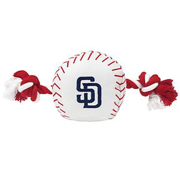 Pets First MLB San Diego Padres Baseball Toy
