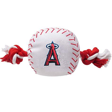 Pets First MLB Los Angeles Angels Baseball Toy