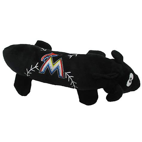 Pets First MLB Miami Marlins Tube Toy